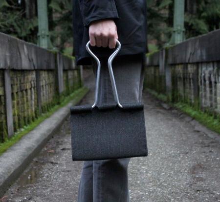 Paperclip Handbag