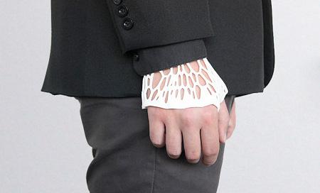 3D Printed Body Cast