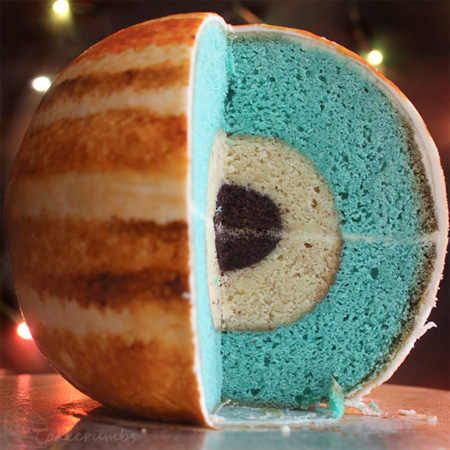 Jupiter Layer Cake