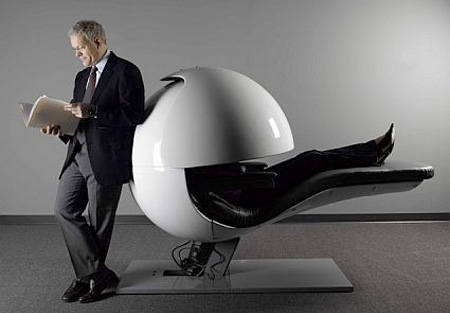 Energy Pod sleeping pod for power naps