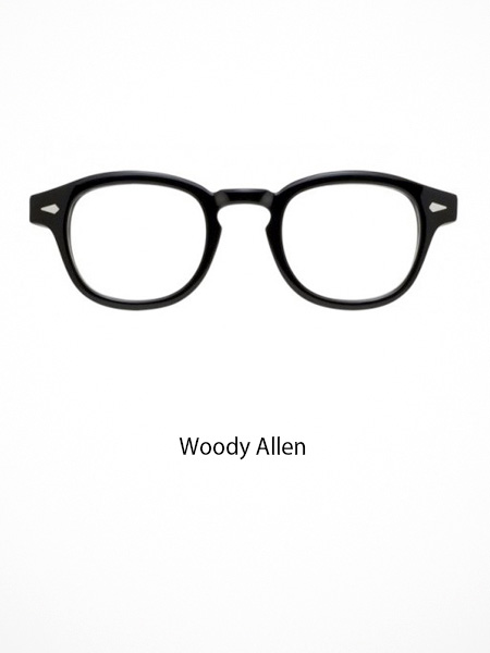 Woody Allen Eyeglasses