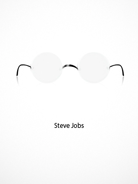 Steve Jobs Eyeglasses
