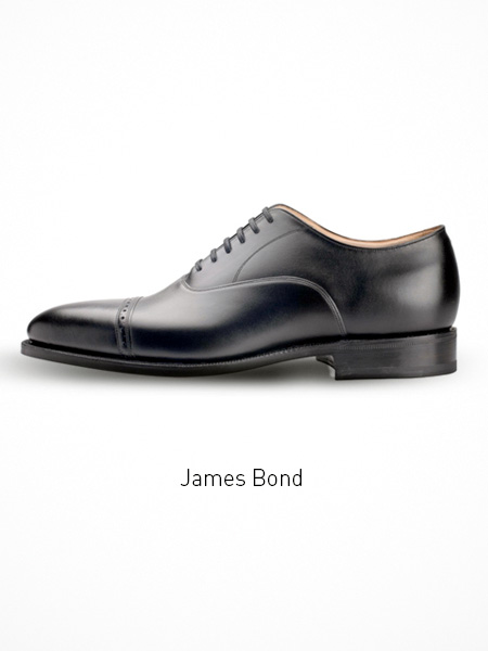 James Bond Shoes