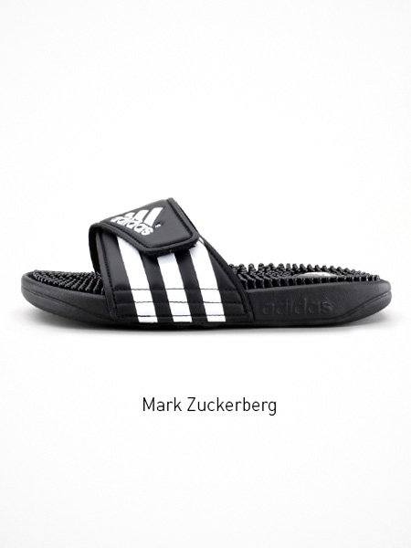 Mark Zuckerberg Shoes