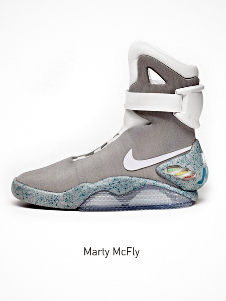 Marty McFly Shoes
