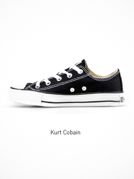 Kurt Cobain Shoes