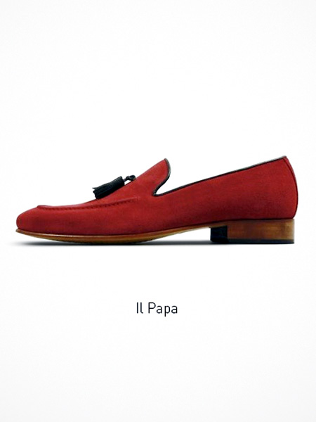 The Pope Shoes