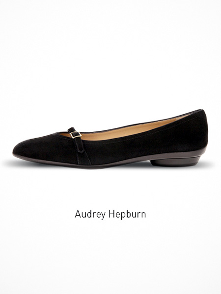 Audrey Hepburn Shoes