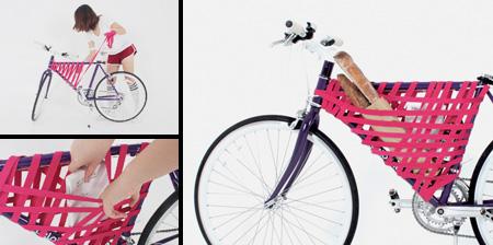 Bicycle Frame Storage