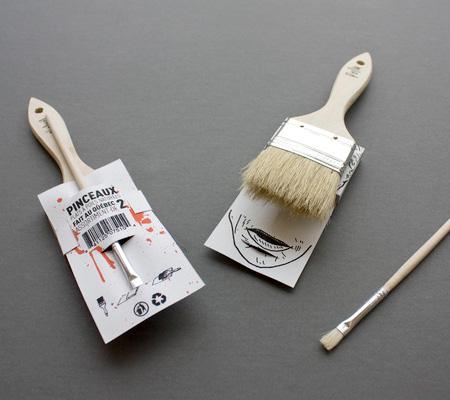 Creative Paintbrushes