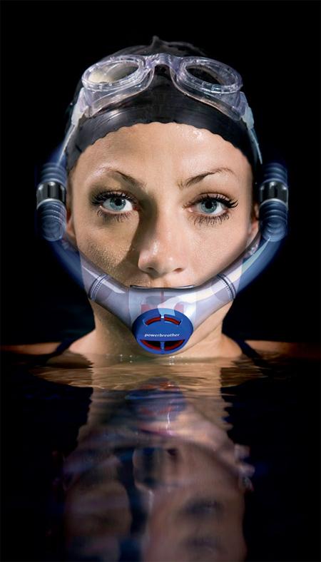 Powerbreather Snorkel