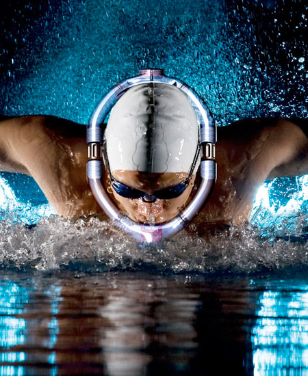 Powerbreather Snorkel for Swimmers