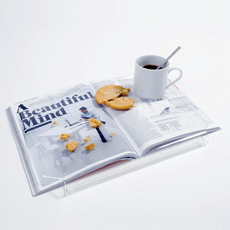 Reading Food Tray