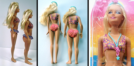 Realistic Barbie