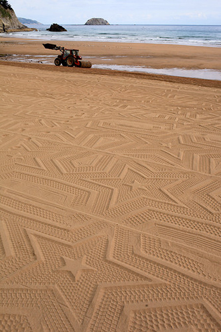 Sand Art Drawing Machine