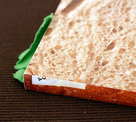 3D Sandwich Book