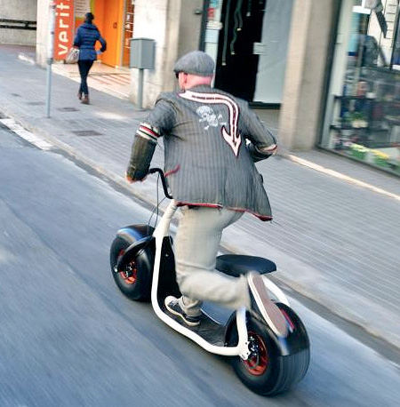 City Scooter