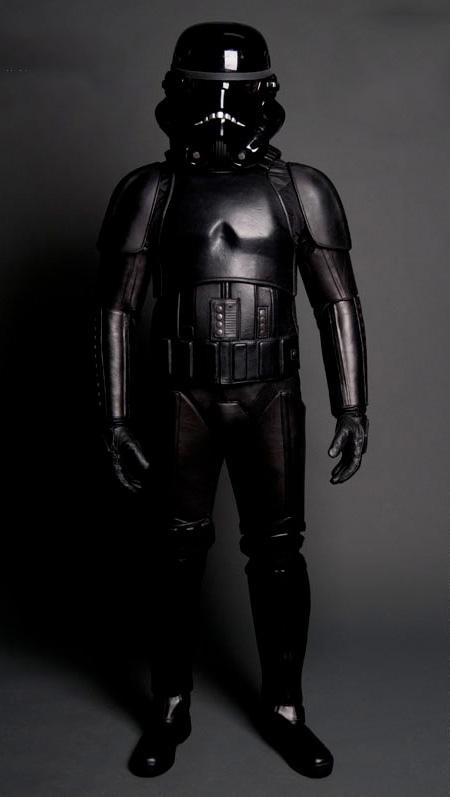 Star Wars Motorcycle Suit