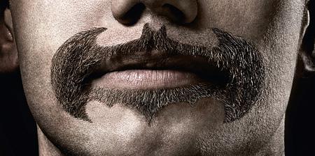 Superhero Beards