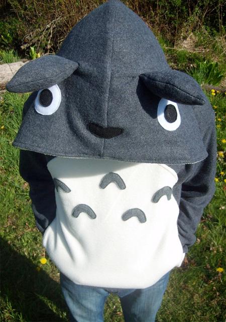 Tonari no Totoro Hoodie