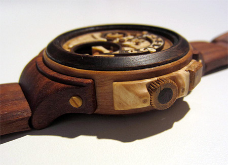 Ukrainian Watchmaker Danevych Watch