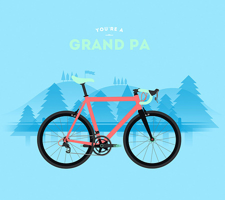 Grandpa Bicycle