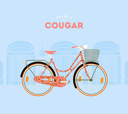 Cougar Bicycle