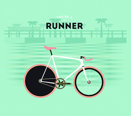 Runner Bicycle