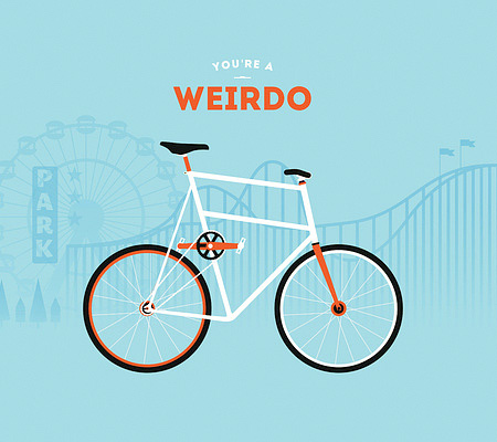 Weirdo Bicycle