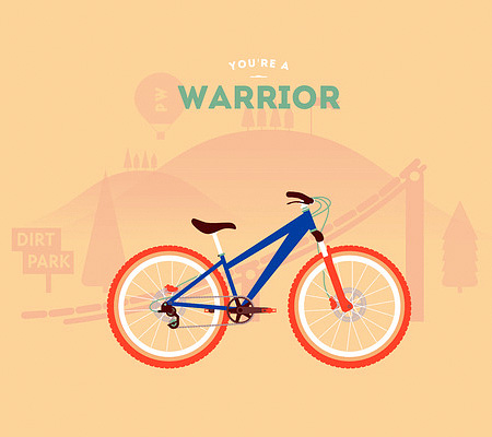Warrior Bicycle