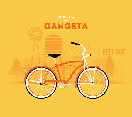Gangsta Bicycle