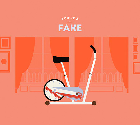 Fake Bicycle