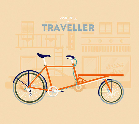 Traveler Bicycle