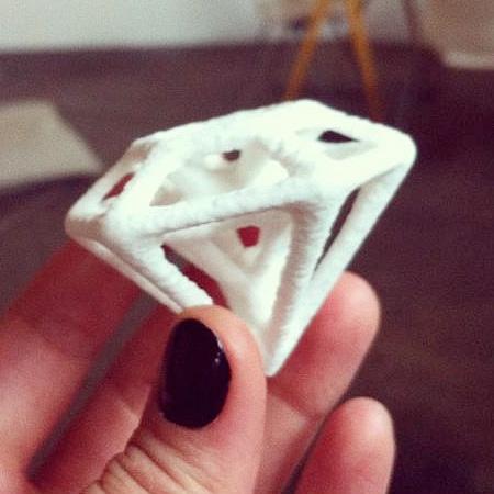3D Printed Sugar Sculptures