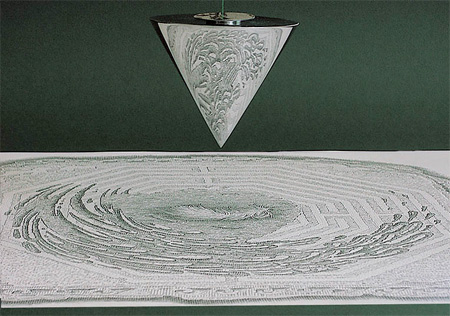 Optical Illusion Drawing