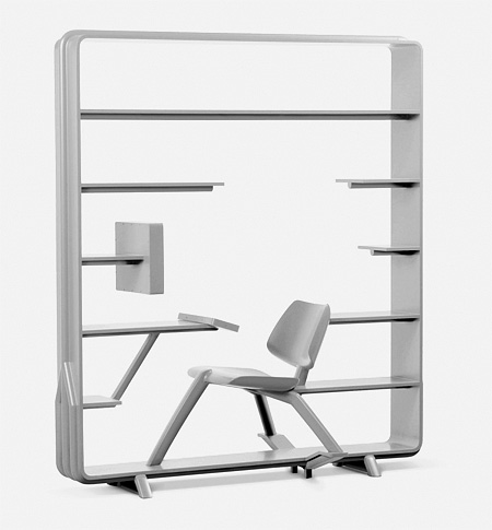 Cabinet Chair by Ontwerpers
