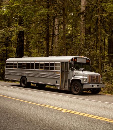 Hank Bought a Bus