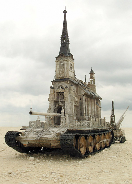 Churchtanks