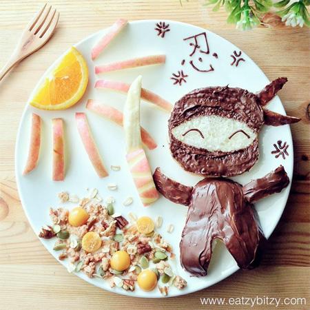 Ninja Food Art