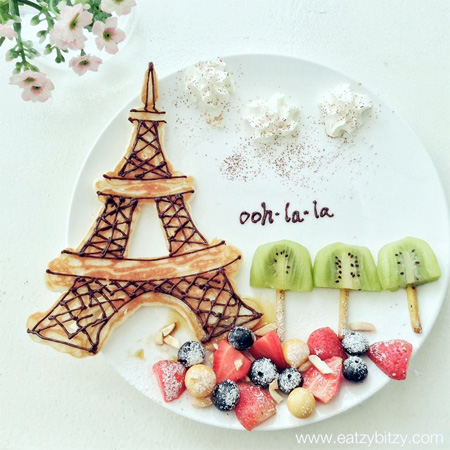 Paris Food Art