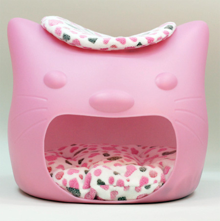 Kitty Meow Bed