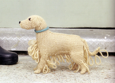 Knitted Dogs Patterns