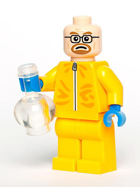 Breaking Bad LEGO Minifig