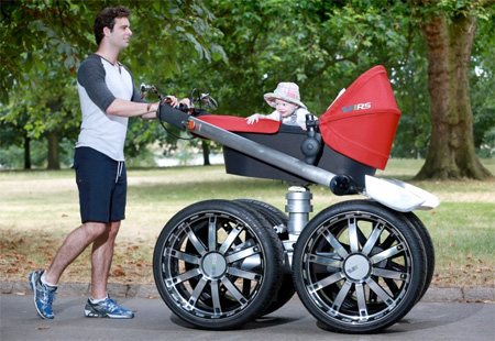 Baby Stroller for Dads