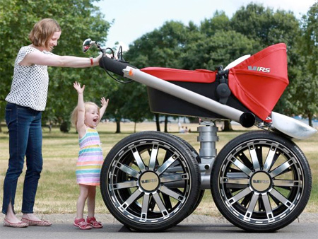 Ultimate Baby Stroller