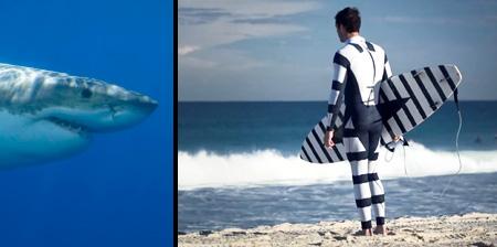 Shark Deterrent Wetsuits