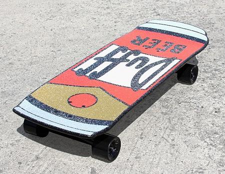 Duff Skateboard