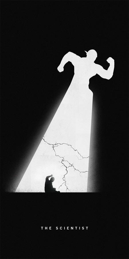 Superhero Origins Posters