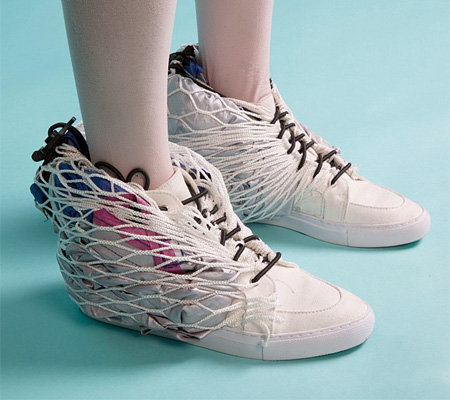 Tent Shoes