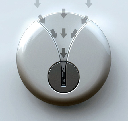 Innovative Door Lock
